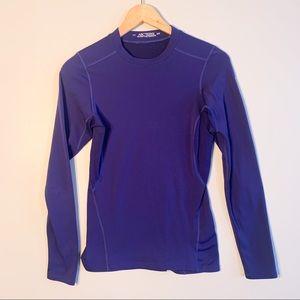 Women's Arcteryx Base Layer Long Sleeve Shirt